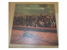 Neil Young ‎– Time Fades Away - LP-  Poster - German 1st Press