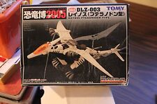 Zoids Limited Tokyo Science Expo Bone White version Raynos