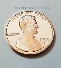 1999 S LINCOLN MEMORIAL *PROOF* CENT / PENNY  **FREE SHIPPING**