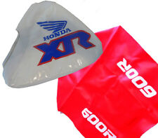 kit seat cover & tank cover Honda Xr 600 Xr600R 1992 91 free shipping worldwide