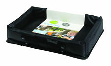 Playette Travel Tray - sturdy flat surface -padded sides to keep toys on