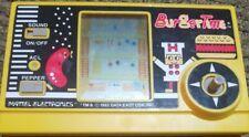 1982 Burger Time Vintage Electronic Handheld Arcade Game by Mattel - Working