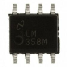 TI/NS LM358 SMD-8 Low power dual operational amplifi