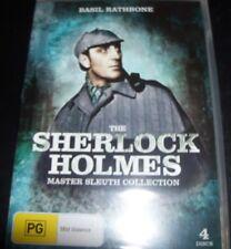 Sherlock Holmes Sleuth Collection (Basil Rathbone) (Aust Region 4) DVD – New