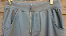 Lululemon Mens Size Small Shorts Gray Stretchy Summer casual long camo luon