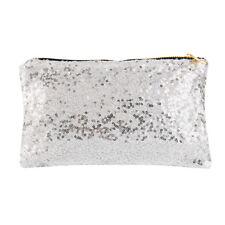 Women Ladies Glitter Sparkling Sequins Evening Party Clutch Purse Handbag Hot