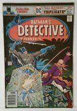 DETECTIVE COMICS # 462 - DC COMICS - AUGUST 1976