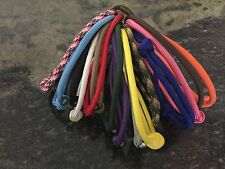 "(15) Paracord Puppy Whelping Collars For Puppies. Adjust From Approx. 7""-15""."