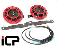 ICP Supertone Hella Horn Kit Plug & Play Fits: Subaru Impreza WRX STi 00-07