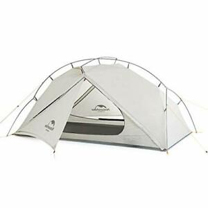 Naturehike Vik 1 2 Person Ultralight Backpacking Tent - 4 (1 person-white)