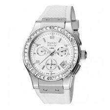 Esprit Collection Damen Uhr Armbanduhr PHORKYRA WHITE Silikon EL101002F01