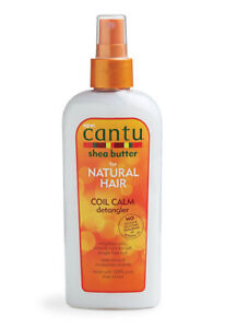 Cantu Coil Calm Detangler for Natural Hair 8 oz