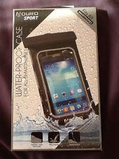 BNIB Aduro Sport Waterproof SmartPhone Case Fits All Large Phones iPhone Samsung