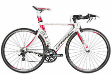 2013 Cannondale Slice 5 Time Trial Triathlon Bike 51cm Small Carbon Shimano