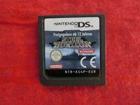 Nintendo DS Spiel: Steel Horizon