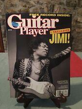 Musique - Guitar - Player - Jim  - M1