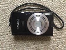 Canon IXUS 185 20MP Compact Digital Camera - Black