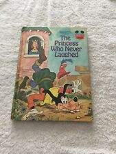 Walt Desney's The Prince Who Never Laughed Hardcover