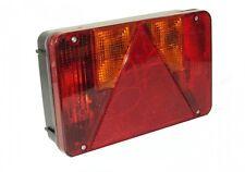 Radex 5800 Rear Trailer Lights 12v 6 Function Left Hand