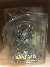 World of Warcraft Series 3: Undead Rogue: Skeeve Sorrowblade By DC Unlimited