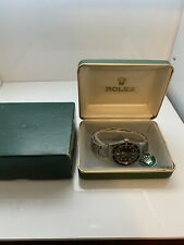 1962 Rolex 5508 Submariner w/Exclamation Point Dial!!!