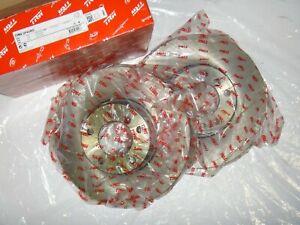 TRW OEM Rear Brake Rotors Discs For Audi A6 A6 Quattro S6 Passat