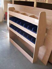 New Connect 2014 SWB Van Racking Van storage Accessories Plywood Shelving