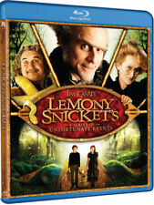 Lemony Snicket's A Series Of Unfortunate Events [New Blu-ray] Ac-3/Dolby Digit