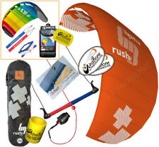 HQ4 Rush V Pro 350 3.5M Trainer Kite Kiteboarding Snow Power Foil +2ND HQ Kite R