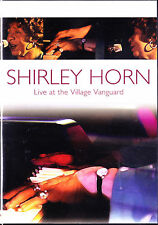 Shirley Horn - Live at the Village Vanguard (DVD, 2007) NEW