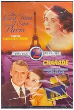 The Last Time I Saw Paris / Charade (DVD, 1963)