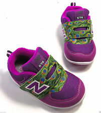 New Balance Hook and Loop 574 Series Toddler Shoes Size(7)