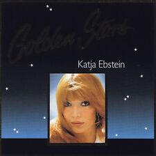 Katja Ebstein-golden stars * CD * rar! NEUF + OVP/sealed!
