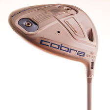 New Cobra King F6 Silver Driver Ladies Flex Graphite RH +HC
