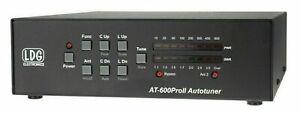 LDG AT-600ProII 600W Automatic Antenna Tuner. ham CB Radio