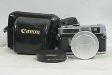 Canon 7 35mm Rangefinder Film Camera with 50mm F0.95 Lens Kit