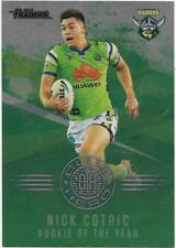 2018 NRL Traders Club Heroes (CH 4) Nick COTRIC Raiders