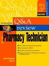 Prentice Hall Health's Question and Answer Review for the Pharmacy Technician