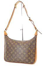 Auth VTG LOUIS VUITTON Boulogne 30 Monogram Shoulder Bag Purse old style #37412