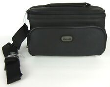 NEW Maxell Photo Camera Video Camcorder Black Travel Case Bag Adjustable Walls