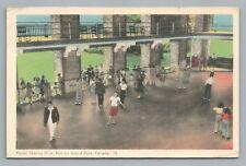 Roller Skating Rink—BobLo Island Amusement Park—Rare Vintage AMHERSTBURG Ontario