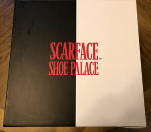Rare Shoe Palace Exclusive SCARFACE THE WORLD IS YOURS BASKETBALL Al Pacino New