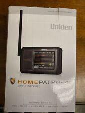 Uniden HomePatrol-2 Simple Program Digital Scanner