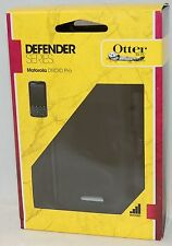 NEW Otterbox Defender Case Motorola Droid Pro Cell Phone moto XT610 holster NEW