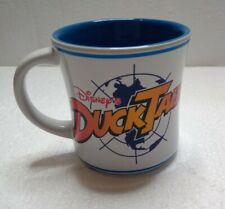More details for disney duck tales treasure map coffee mug uncle scrooge new**