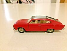 Corgi Toys 263 Marlin Rambler Fastback Red With Black