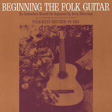 Jerry Silverman - Beginning Folk Guitar: An Instruction Record [New CD]