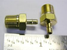 """4 Beswick Engineering MPAH-8332 1/8""""NPT Male to 1/8"""" Barb Fittings"""