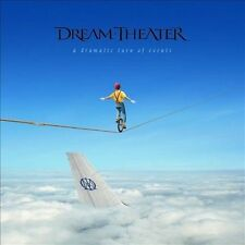 A dramatic turn of events Dream Theater CD Sealed ! New ! 2011