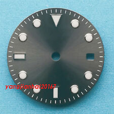 28.5mm sterile Dial fit 2836/2824 2813/3804,Miyota 82 Series movement40-41mwatch